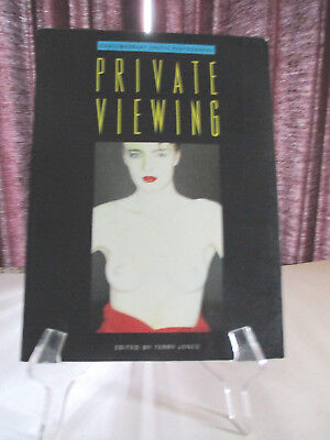 1983 Private Viewing Contemporary Erotic Photography Estate Buy No Res