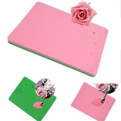 Sponge Cake Foam Pad Flower Model Paste Fondant Mat For Sugar Craft Decor DP