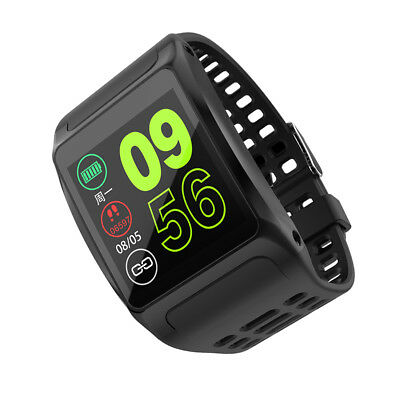 Waterproof Smart Bracelet Watch Heart Rate Monitor Wristband for Android iOS