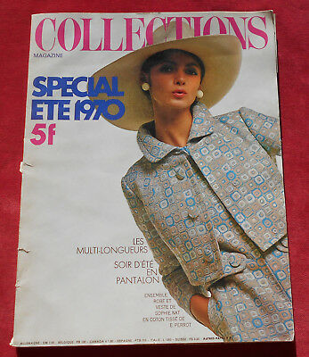 Catalogue  Collections Special Ete  1970  !