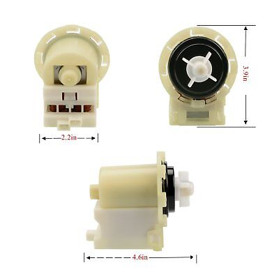 NEW KENMORE WHIRLPOOL Drain Pump MOTOR ONLY 8540024 W10130913 W10117829