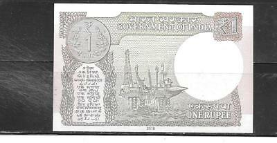 India Indian 2016-L Rupee New Unused Banknote Bill Note Paper Money