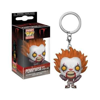 POP! Keychain - It (2017): Pennywise with Spider Legs