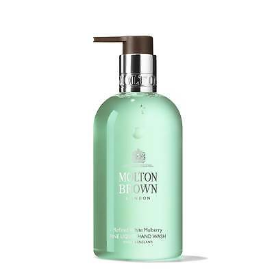 Brand New Molton Brown 300ml Refined White Mulberry Fine Liquid Hand Wash