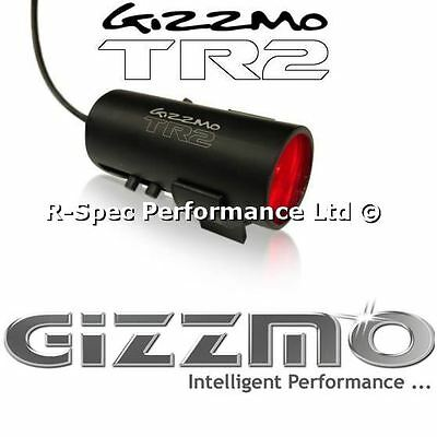 Gizzmo Shift Light TR2 Tach Recall Dual Stage Compact RPM Rev Counter 12v