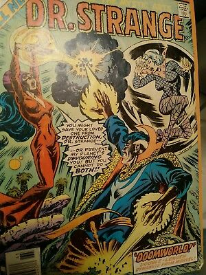 Doctor Strange Annual # 1 Vg Cockrum P Craig Russell Clea 1st Lectra