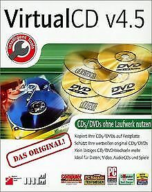 Virtual CD 4.5 von dtp Entertainment AG | Software | Zustand sehr gut