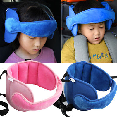 Comfortable Safe Sleep Solution Blue NapUp Child Car Baby Seat Head Support Hot