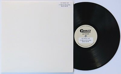 JIMI HENDRIX - 2 LP TEST PRESSINGS 'ELECTRIC LADYLAND' From 50th Anniversary Box
