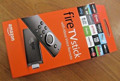 Amazon Fire Tv Stick With Alexa Voice Remote Control 2Nd Generation Television