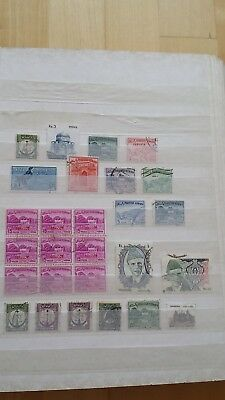 Briefmarken Lot Pakistan