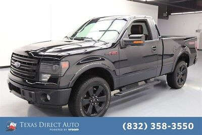 2014 Ford F-150 FX4 Texas Direct Auto 2014 FX4 Used Turbo 3.5L V6 24V Automatic 4WD Pickup Truck