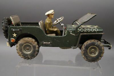 Arnold - Military Police 2500 - USA-Army 1953 - Blechspielzeug