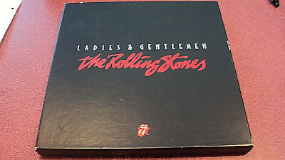 Rolling Stones Ladies And Gentlemen The Rolling Stones 3 Dvd Box Set No. 11237