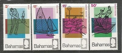 Arcade 50p Start Bahamas 1968 Tourism Mint Set