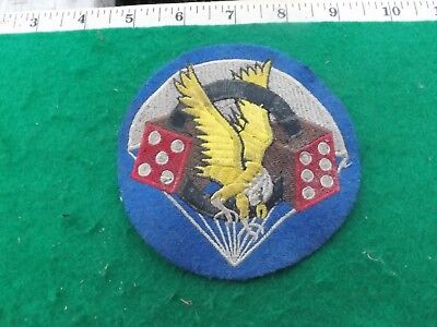 WW2, U.S. Army,101st Airborne Division, 506th Parachute Infantry Pocket Patch