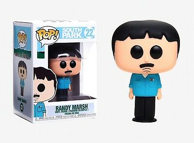Funko Pop South Park™: Randy Marsh Vinyl Figure Item #34392