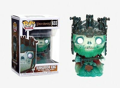 Funko Pop Movies: The Lord of the Rings - Dunharrow King™ Vinyl Figure #33250