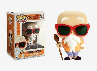 Funko Pop Animation: Dragon Ball Z - Master Roshi Vinyl Figure #32260