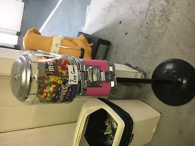 Beaver Sweet Machine Has  New Parts Pink Colour
