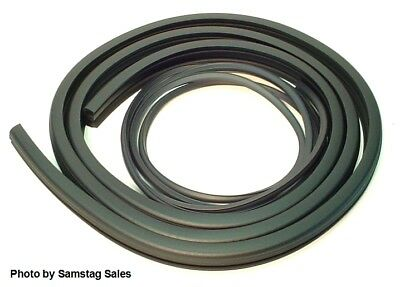 Hazet 160-013 Profiled rubber strip with black filler for table board and trays