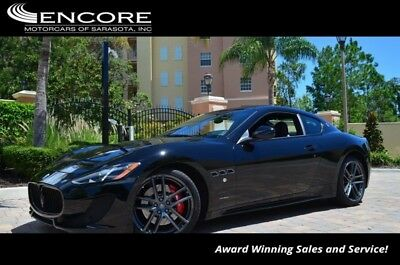 2016 Maserati Gran Turismo 2dr Coupe Sport W/Navigation 2016 GranTurismo Coupe 7,027 Miles With warranty-Trades,Financing & Shipping