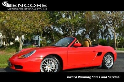 2000 Boxster 2dr Roadster Manual No Reserve 2000 Boxster Low Miles Free Warranty Excellent Shape!