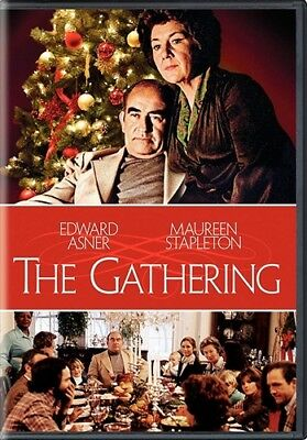 THE GATHERING New Sealed DVD 1977 Ed Asner Maureen Stapleton