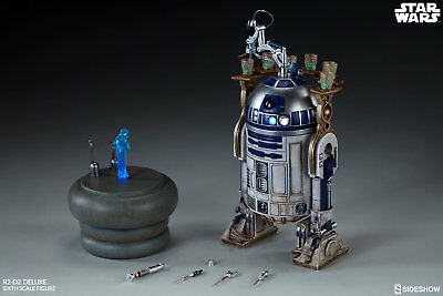 R2-D2 DELUXE SIXTH SCALE FIGURE Sideshow Collectibles Star Wars New Hope