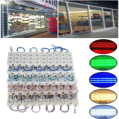 IP65 Waterproof 5730/7512 3LED SMD LED Module Light 12V Sign Letter Channel Lamp