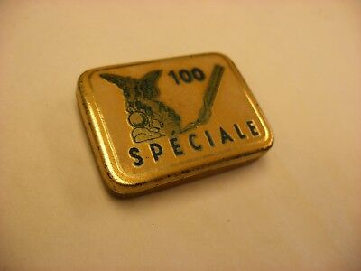 Phonograph Victrola Gramophone - Needle Tin - 100 Speciale