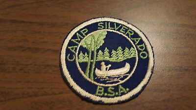 BSA, 1950's Camp Silverado Patch, Silverado Area Council