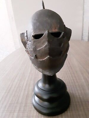 Lord of the Rings ORC TRAPJAW 1/4 SCALE HELM