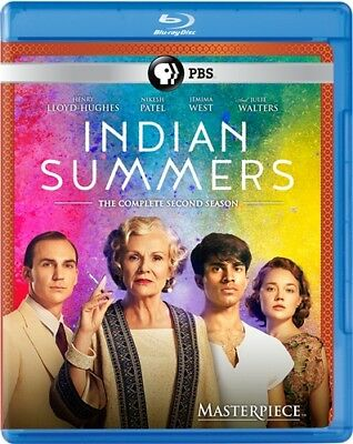 INDIAN SUMMERS TV SERIES COMPLETE SECOND SEASON 2 New Sealed Blu-ray Masterpiece