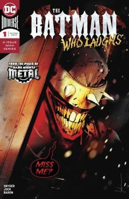 The Batman Who Laughs #1 Covers A&B Set First App Grim Knight IN STOCK NOW