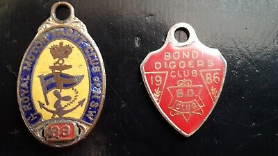 club membership badges