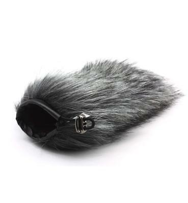 Huanor Hn-17 Outdoor Furry Mic Windscreen Wind Cover Microphone Muff For Rode Vi