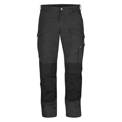 Fjällräven Barents Pro Winter Trousers Herren Outdoorhose dark grey-black