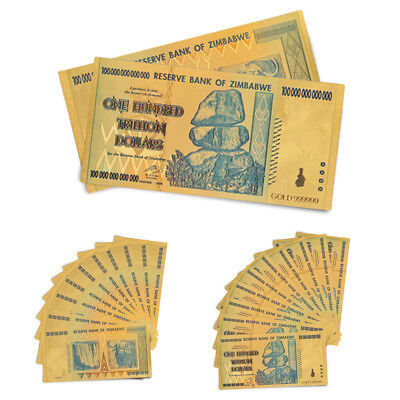 100 Trillion Dollar Banknote Money Currency Note Bill Paper Money DIY Acces