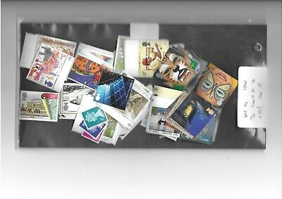 GB £101 worth of mixed GB stamps with gum incl 1st Class Ideal for postage