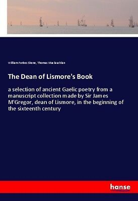 The Dean of Lismore's Book | William Forbes Skene |  9783337566388
