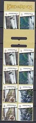 NEW ZEALAND 2004 LORD OF THE RINGS BOOKLET (ref 34) MINT NEVER HINGED