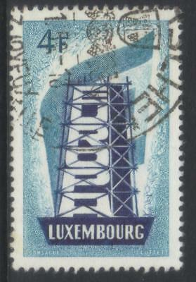 Luxembourg 1956 Europa Sg611 Used