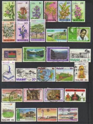 Malawi 1979-1983 Used Selection