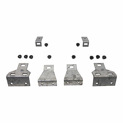 69 1969 Chevelle El Camino Grill And Headlight Bezel Mounting Bracket Kit