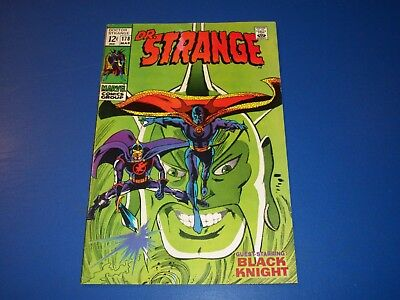 Doctor Strange #178 Silver Age Nice Fine Wow Dr.