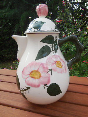 Cafetiere   Ancienne  Villeroy & Boch  Wild.rose Sauvage / Coffee -Pot