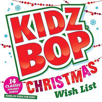 Kidz Bop Kids - Kidz Bop Christmas Wish List CD #1975116