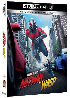 Ant-Man And The Wasp  Blu-Ray 4K Ultra Hd+Blu-Ray