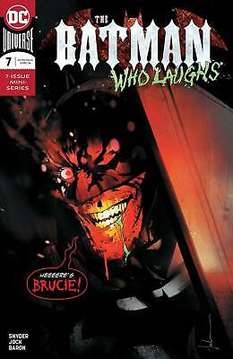 Batman Who Laughs #1-3 | Main & Variants Issues | DC Comics | 2018 NM